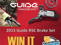 WIN a set of SRAM Guide RSC Brakes — A Set Drawn at Each Race