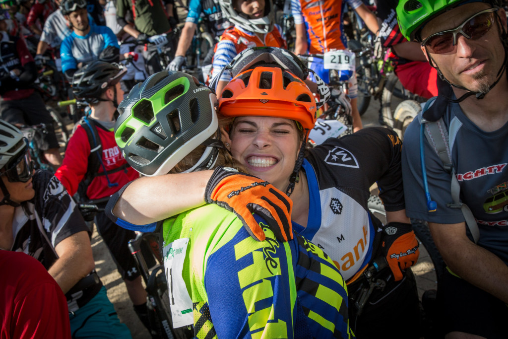Series regular – and 2015 3rd place Pro Women place winner – Brianne Spiersch's enthusiasm, passion and dedication well reflect the enduro spirit (Called to Creation).