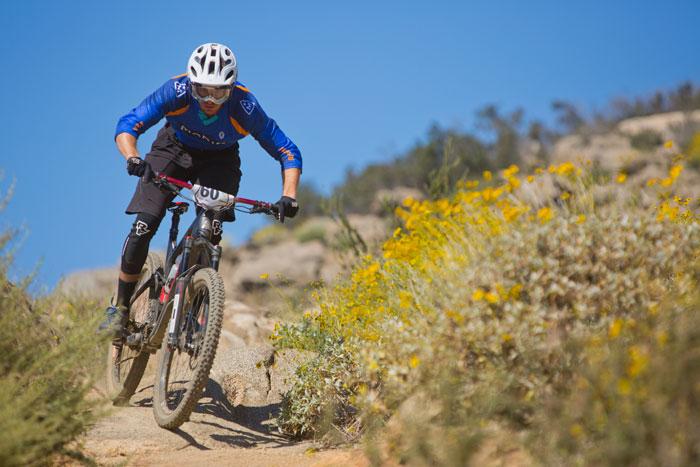Rider Profiles: Evan Geankopolis and Amy Morrison