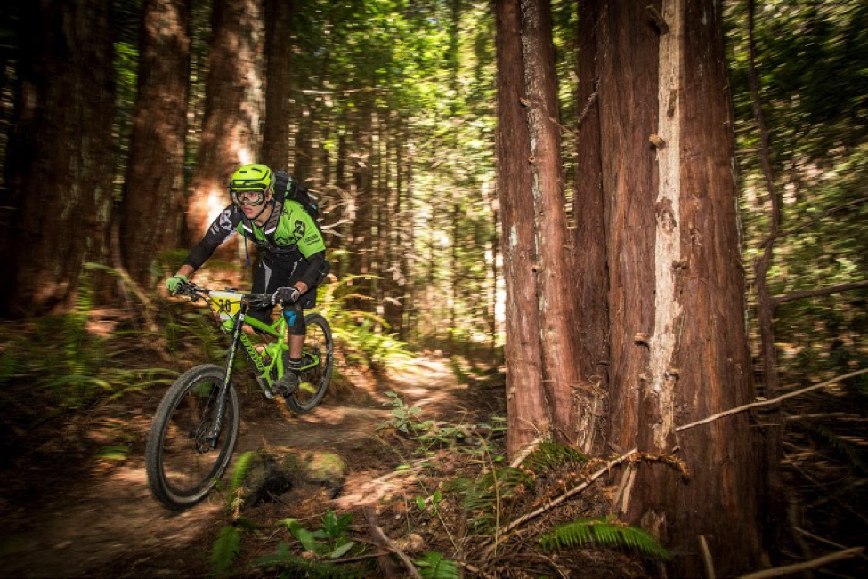 Marco Osborne torn it up at the 2015 California Enduro series and took the overall title for Pro Men.