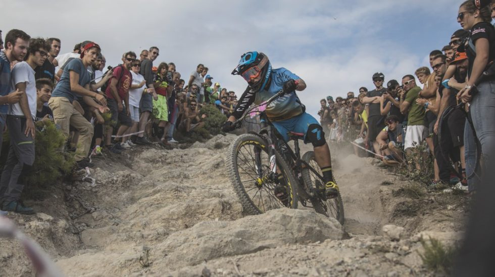 Demo Canyon's Strive and Spectral at Northstar Enduro