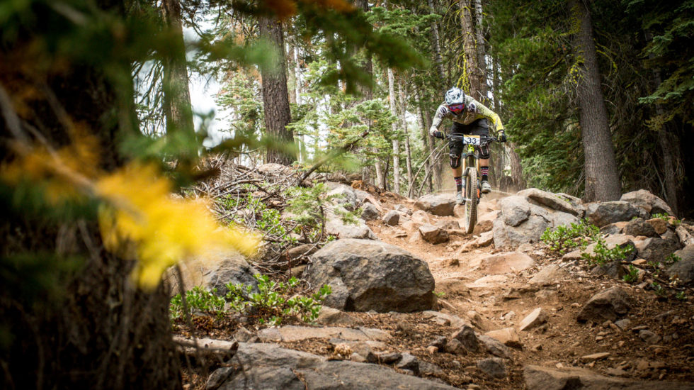 2017 Northstar Enduro Pro Men champion Marco Osborne. Photo: Called To Creation.