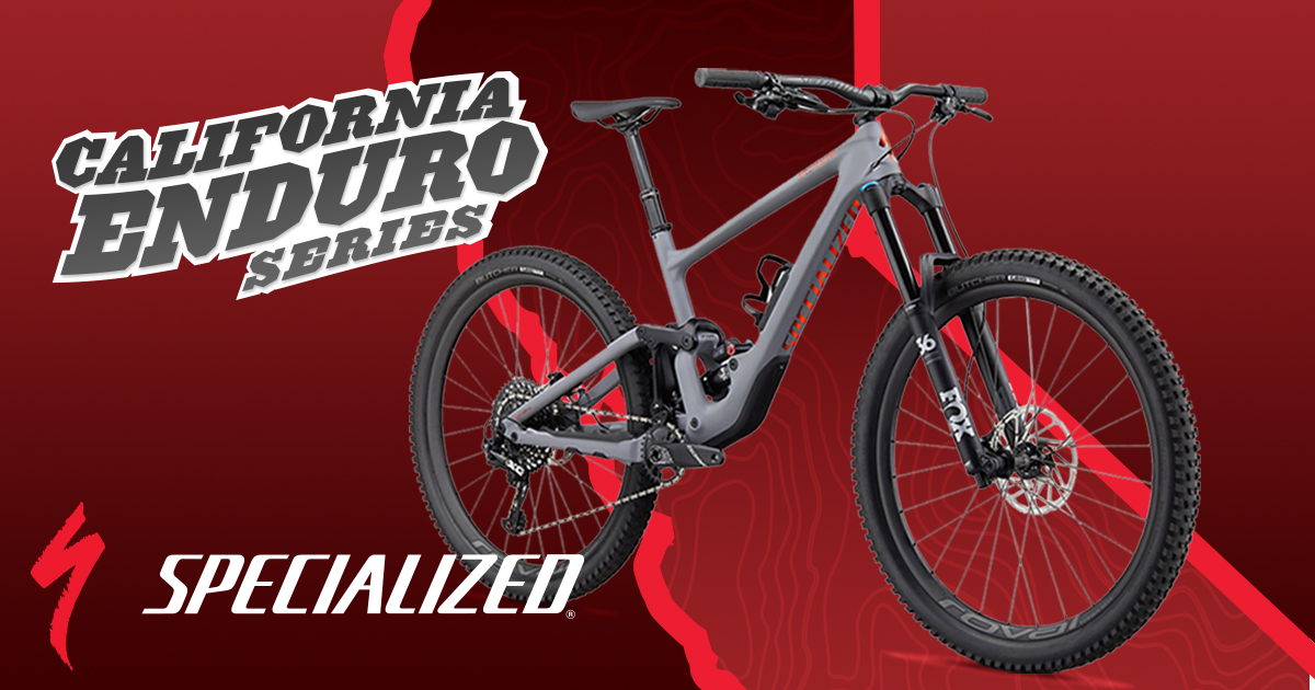 Enter to WIN the All-New Specialized Enduro Expert